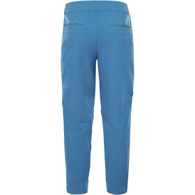 The North Face Inlux Pantalones Cropped Mujer, blue wing